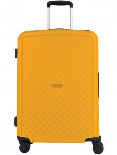 Travelite Trolley Terminal 4W Trolley M Koffer 72L Gelb 76048-89