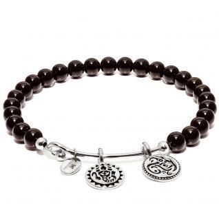 Chrysalis CRBH0001BL Damen Armreif Guardian Collection Lucky Ganesh