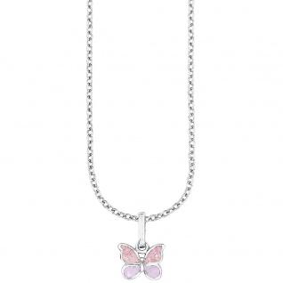 Prinzessin Lillifee PLFS/47 Mädchen Collier Schmetterling Silber 39 cm