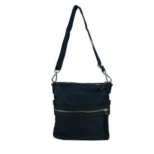 Esprit Olivia Medium Shoulderbag Blau Damen Handtasche Schulter Tasche