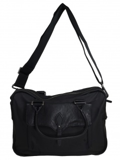Esprit Vic Business Bag Schwarz 085EA2O006-E001 Messenger Bag Tasche