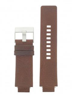 Diesel Uhrband LB-DZ1090 Original Lederband für DZ 1090
