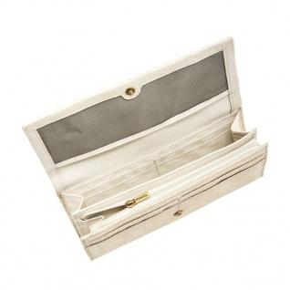 Fossil Geldbörse ELLIS 29 CLUTCH Creme Gold SL7604-751 Geldbeutel - Vorschau 2