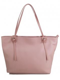 Esprit Damen Handtasche Tasche Henkeltasche Coco Shopper Rosa