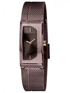 Esprit ES1L015M0045 HOUSTON Uhr Damenuhr Edelstahl Violett