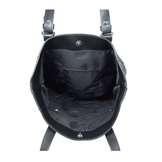 Esprit Ornella M Shopper Schwarz 017EA1O022-E001 Handtasche Tasche - Vorschau 3