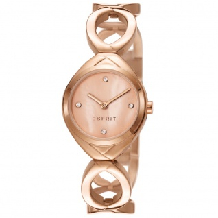 Esprit ES108072003 audrey rosegold Uhr Damenuhr Edelstahl rose