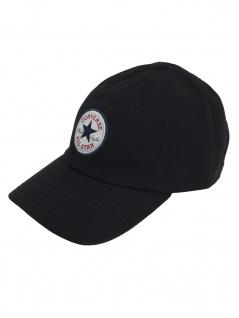 Converse Herren Kappe Cap Baseballcap Core Cap Onesize Schwarz