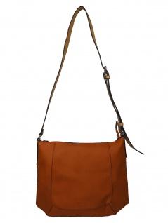 Esprit Damen Handtasche Tasche Schultertasche Cal M shoulderbag Braun