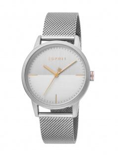 Esprit ES1G109M0065 Classy Uhr Herrenuhr Edelstahl Silber