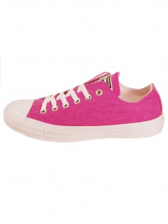 Converse Damen Schuhe CT All Star Ox Pink Leinen Sneakers Gr. 40