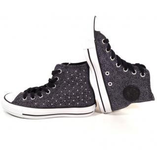 Converse Schuhe CT All Star Hi Schwarz-Grau 544857C Sneakers Gr. 36