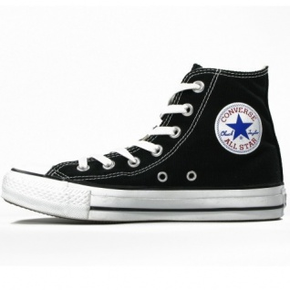 Converse Damen Schuhe All Star Hi Schwarz M9160C Sneakers Gr. 39