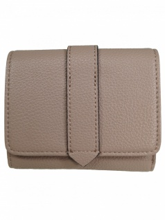 Esprit Damen Geldbörse Portemonnaies Faith city wallet Beige