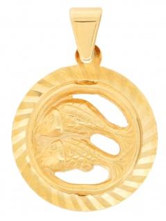 Gerry Eder 24.9021FI Anhänger Fisch 14 Karat (585) Gelbgold Gold