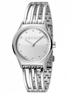 Esprit ES1L031M0015 Unity Silver SET Uhr Damenuhr Edelstahl Silber