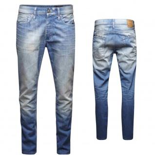 Jack & Jones Herren Jeans 12086430 MIKE Original AT Blau Gr. 29W / 34L