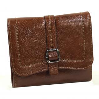 Esprit Geldbörse Katrin City Wallet Braun 106EA1V001-E220 Damen Börse