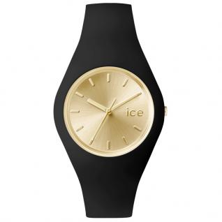 Ice-Watch ICE.CC.BGD.U.S.15 ICE CHIC Black Gold Uhr schwarz