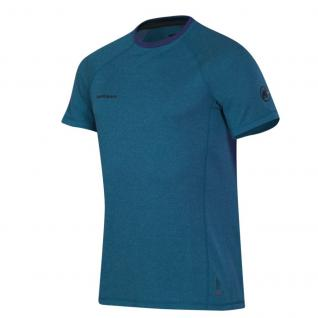 Mammut Herren T-Shirt Trovat Pro T-Shirt Men Blau S 1041-07810