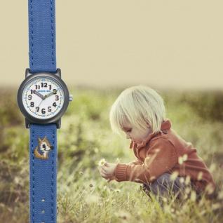 Jacques Farel Kti3333-g Uhr Mädchen Kinderuhr Silikon Rosa - Vorschau 3