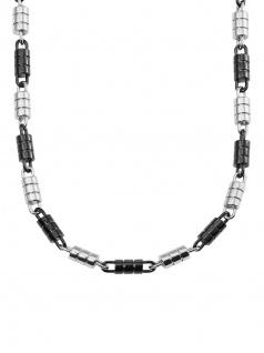 s.Oliver 2022619 Herren Collier Edelstahl Silber 50 cm