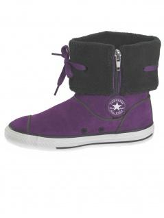 Converse Kinder Schuhe CT ANDOVER 617671 Lila Stiefel Lila Größe 32