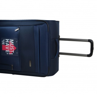 Travelite Capri 4 Rollen Blau 66 cm Trolley 67 L Koffer 89848-20 - Vorschau 3