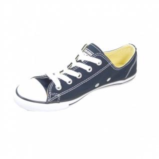 Converse Schuhe All Star CT Ballet Lace Blau 547165C Ballerinas 37