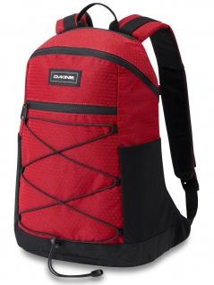 Dakine Rucksack Schulrucksack Wonder Pack 18L Rot 10002629