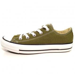 Converse Damen Schuhe All Star Ox Grün 144805C Sneakers Gr. 36