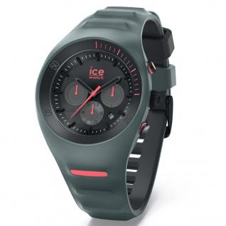 Ice-Watch 014947 ICE P.Leclecq Slate Large CH Uhr Chrono Datum Grau