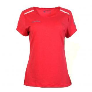 Mammut Damen Funktions T-Shirt Kurzarm Trovat Tour T-Shirt Pink Gr. L