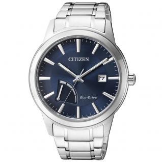 Citizen AW7010-54L Sports Uhr Herrenuhr Edelstahl Datum silber