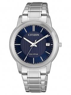 Citizen FE6011-81L Eco Drive Uhr Damenuhr Edelstahl Datum Silber