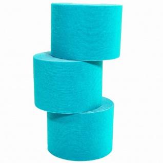 1 Rolle Kinesiologie-Tape 5 m x 5, 0 cm hellblau