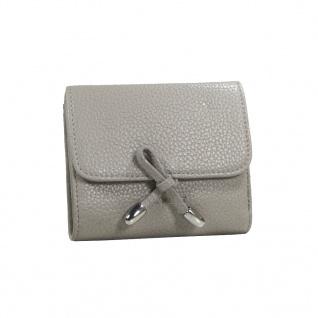 Esprit Geldbörse Tilda City Wallet Grau Damen Börse Geldbeutel