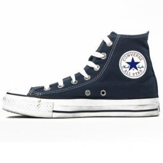 Converse Herren Schuhe All Star Hi Blau M9622C Sneakers Blau Gr. 44, 5