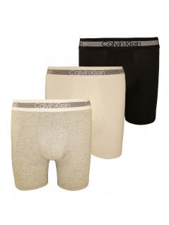 Calvin Klein Herren Boxershort 3er Pack Boxer Brief S Bunt NB1798A