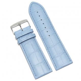 Condor Uhrenband 19183-26-310 Ersatzarmband 26 mm Louisiana blau