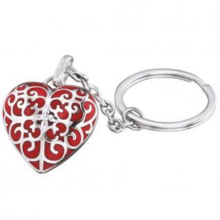 Engelsrufer ERK-05-HEART Damen Schlüsselanhänger Metall Rot