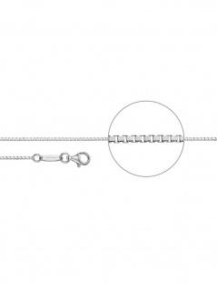 Der Kettenmacher V2-38S Venezianer Kette Silber 38 cm