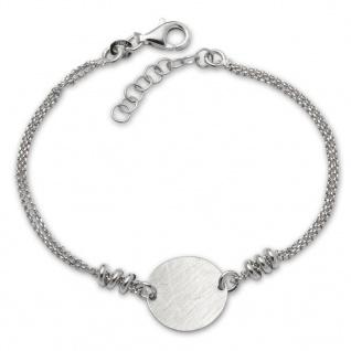 GOOIX 914-06139 Damen Armband Sterling-Silber 925 Silber 20 cm