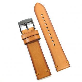Fossil Uhrband LB-CH2695 Original CH 2695 Lederband 20 mm