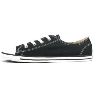 Converse Damen Schuhe CT Dainty Ox Schwarz 530054C Sneakers 38