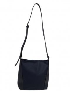 Esprit Damen Handtasche Tasche Schultertasche Carly Shoulderbag Blau