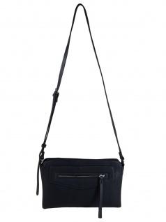 Esprit Damen Handtasche Tasche Kerry med shoulderbag Blau
