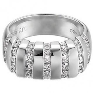 Esprit ESRG91588A Damen Ring Silber glory square lines Gr 50 /16