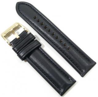 Fossil Uhrband LB-CH2652 Original CH 2652 Lederband 22 mm
