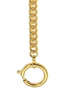 Dugena 0021935 Taschenuhren Kette vergoldet Uhr Unisex